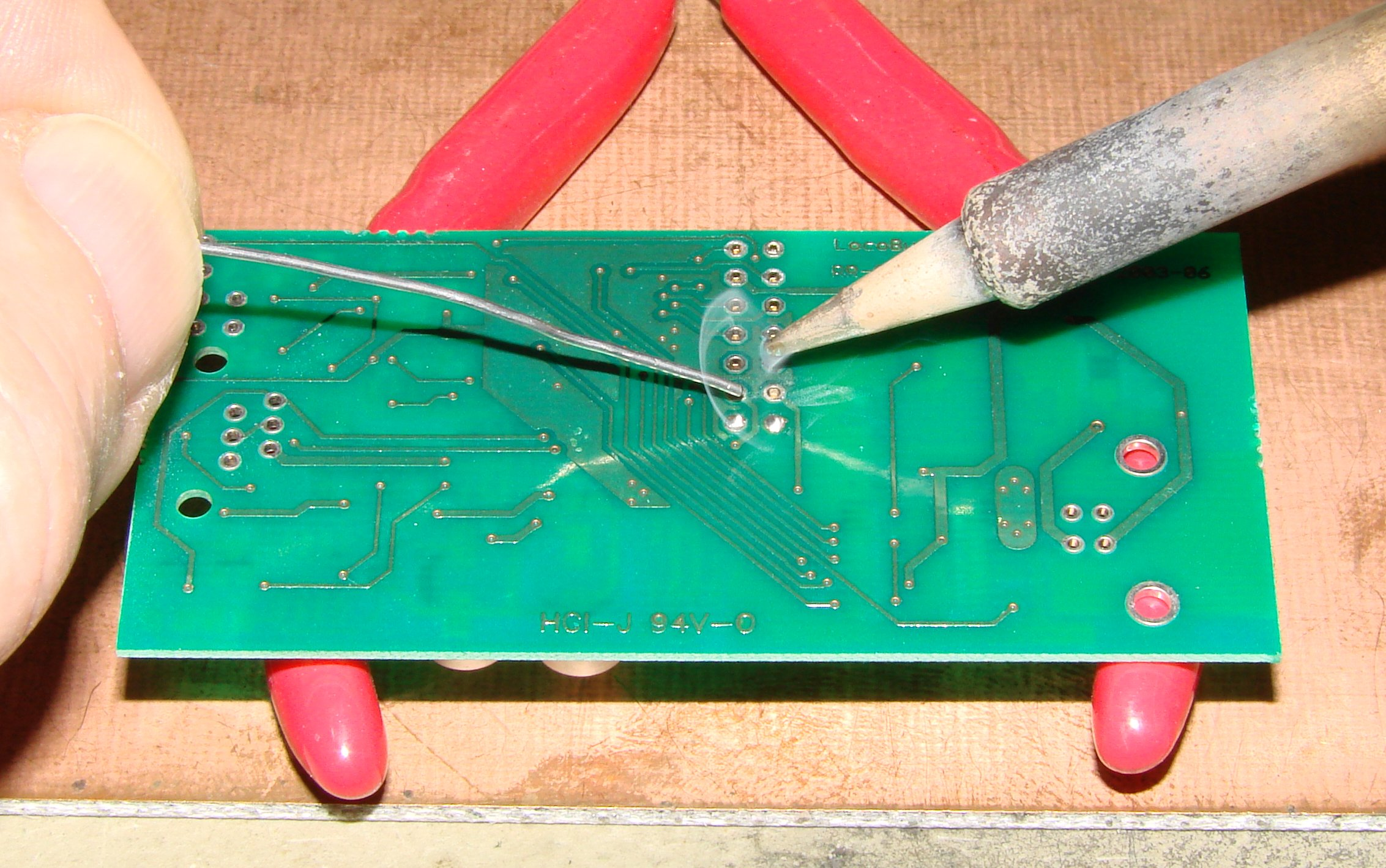 Circuit Board Assembly Electronic Pcb With Surface Mount